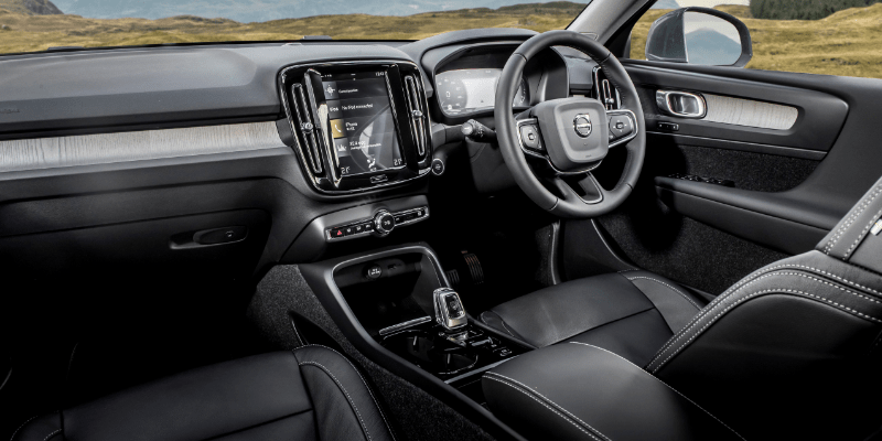 Volvo XC40 Hybrid Interior