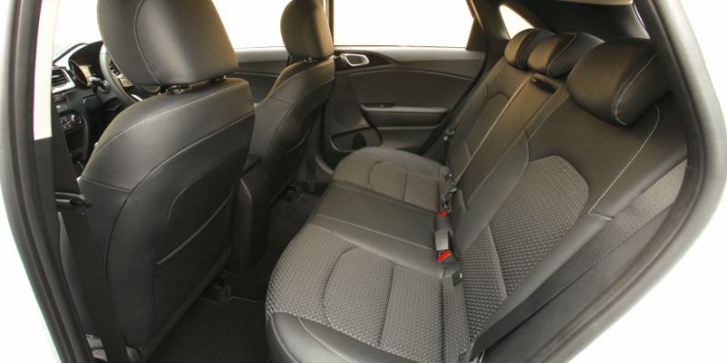 Kia Ceed Rear Interior