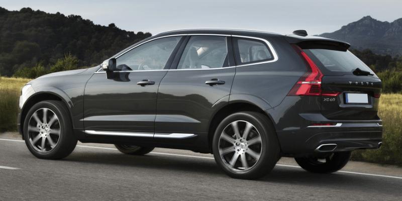 Volvo XC60 Momentum Side