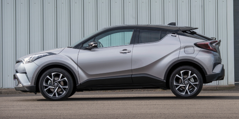 Toyota C-HR Side
