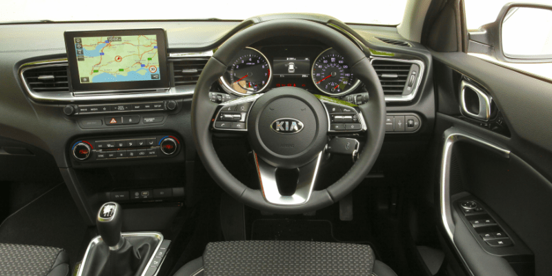 Kia Ceed Steering Wheel