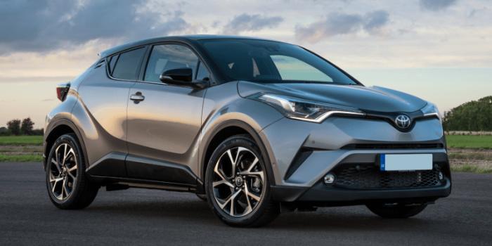 Toyota C-HR Front