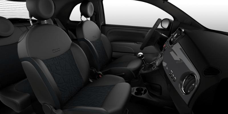 Fiat 500 Seats