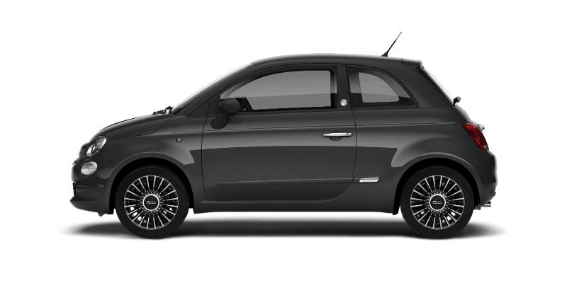 Fiat 500 Side