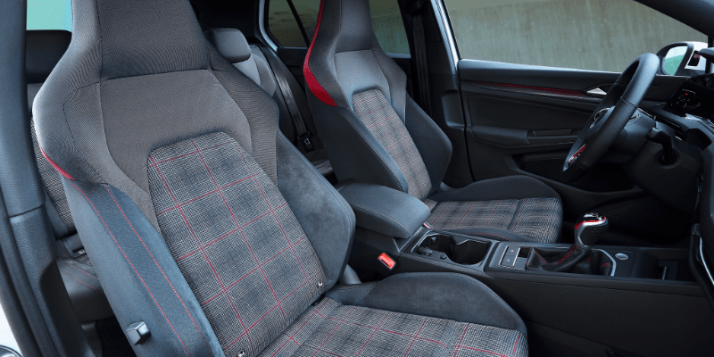 Volkswagen Golf GTI Seats