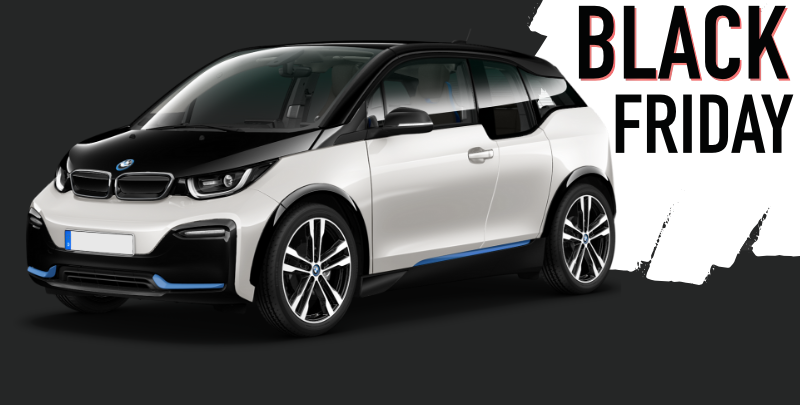 Black Friday - BMW i3
