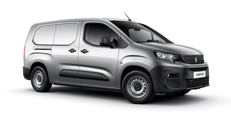 Peugeot Partner Long Front