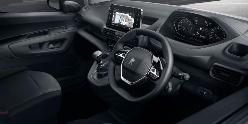 Peugeot Partner Long Interior