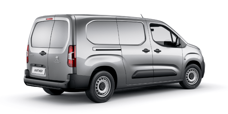Peugeot Partner Long Rear