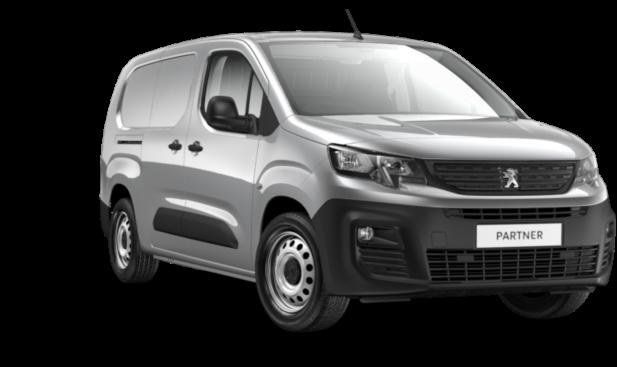 Peugeot Partner Long Van