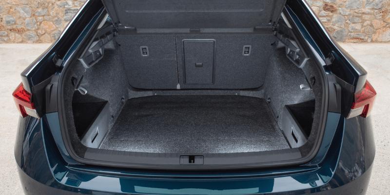 Skoda Octavia Hatchback Boot