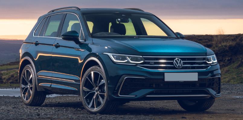 New Volkswagen Tiguan 1-min