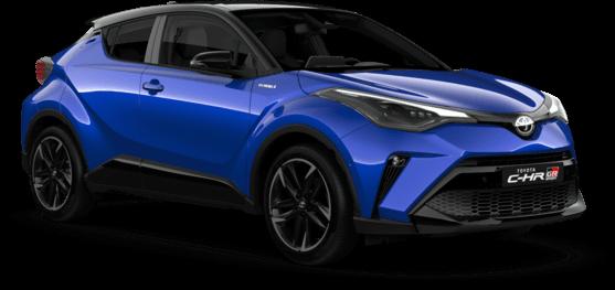 Toyota C-HR Flexed min-min