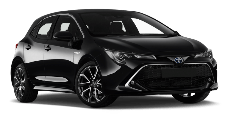 Toyota Corolla Hatchback Flexed-min