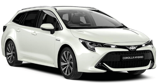 Toyota Corolla Sports Hatch-min