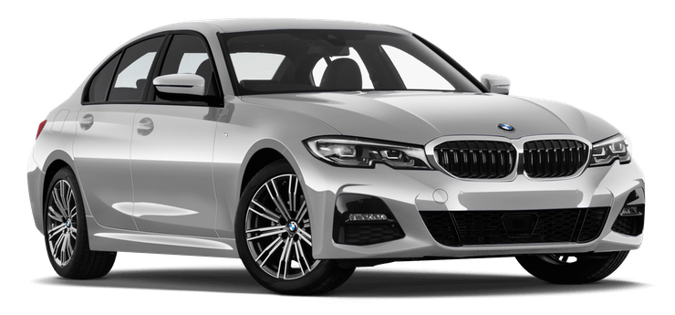 BMW 3 Series M Sport Flexed-min