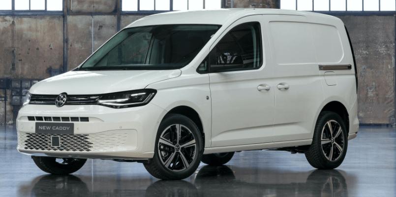 VW Caddy Interior - FLexed 4-min