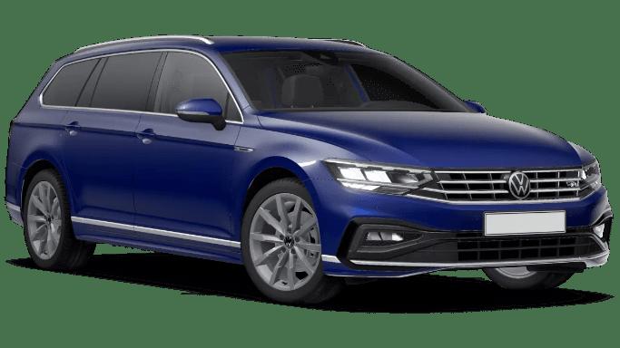 VW Passat R Line Model-min